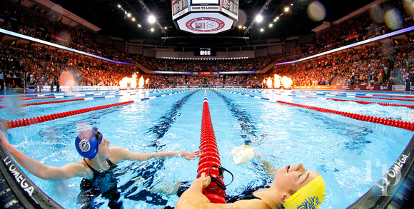 Swimming: U.S. Olympic Team Trials